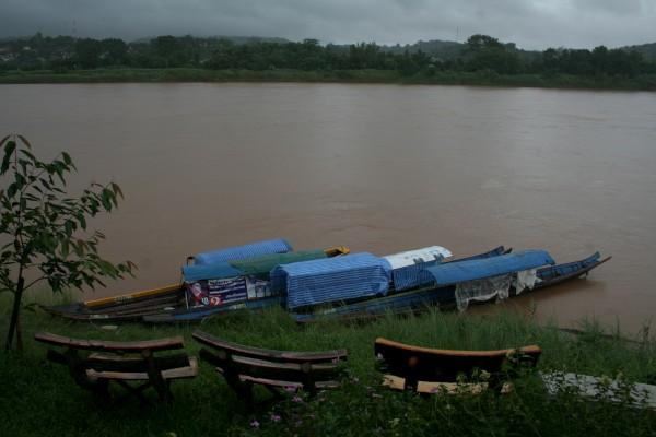 Mekong : Thai-Lao border